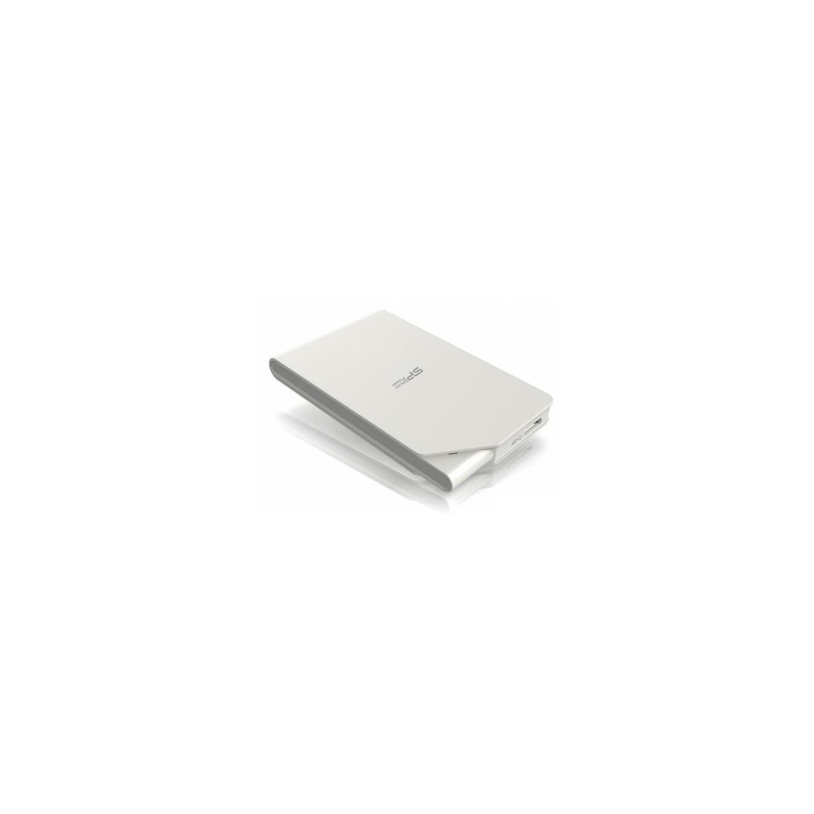"""Внешний жесткий диск 2.5"""" 2TB Silicon Power (SP020TBPHDS03S3W) изображение 2"""