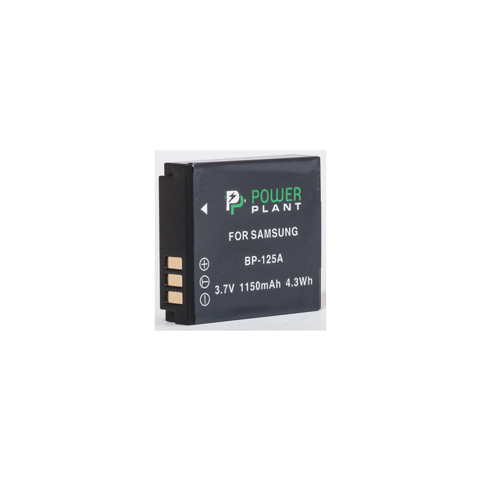 Аккумулятор к фото/видео PowerPlant Samsung IA-BP125A (DV00DV1266)
