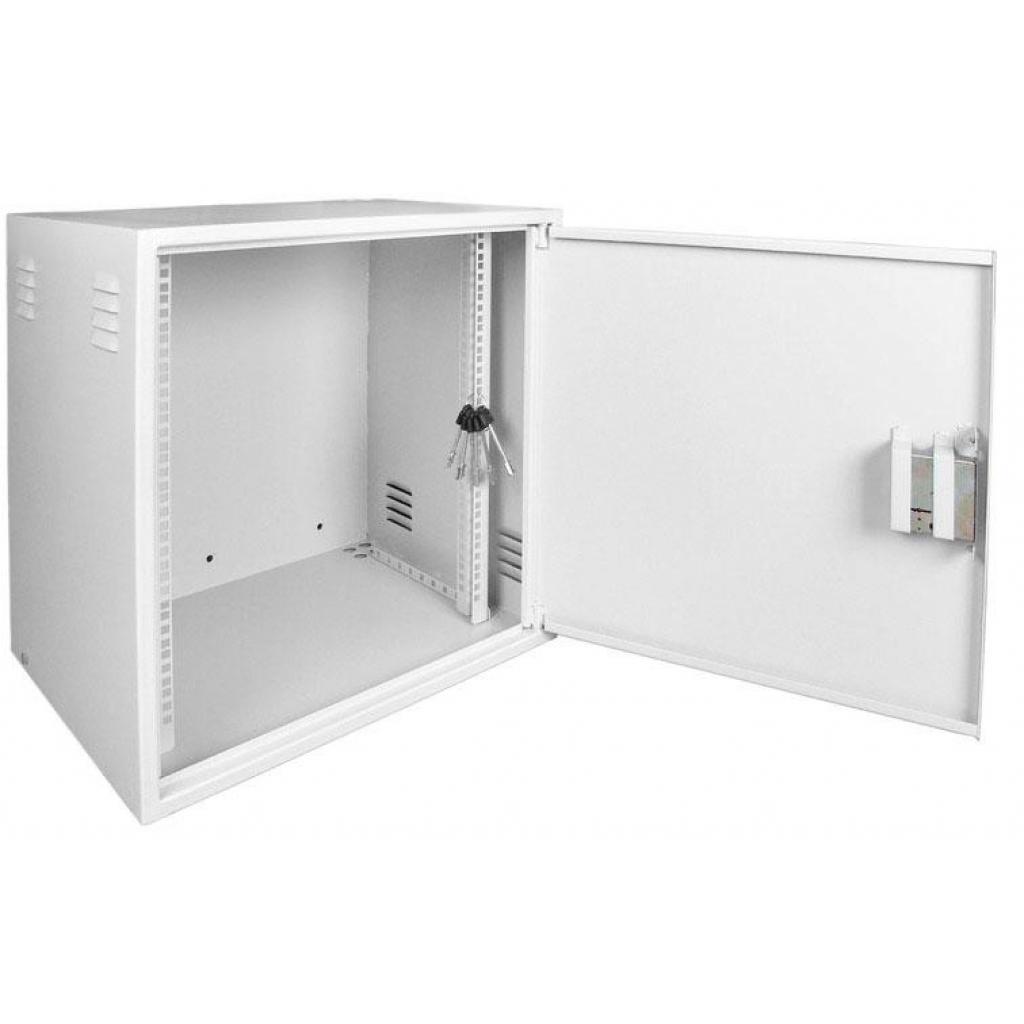 Шкаф настенный Форпост 9U ативандальная (БКМ-600-9U-450) изображение 2