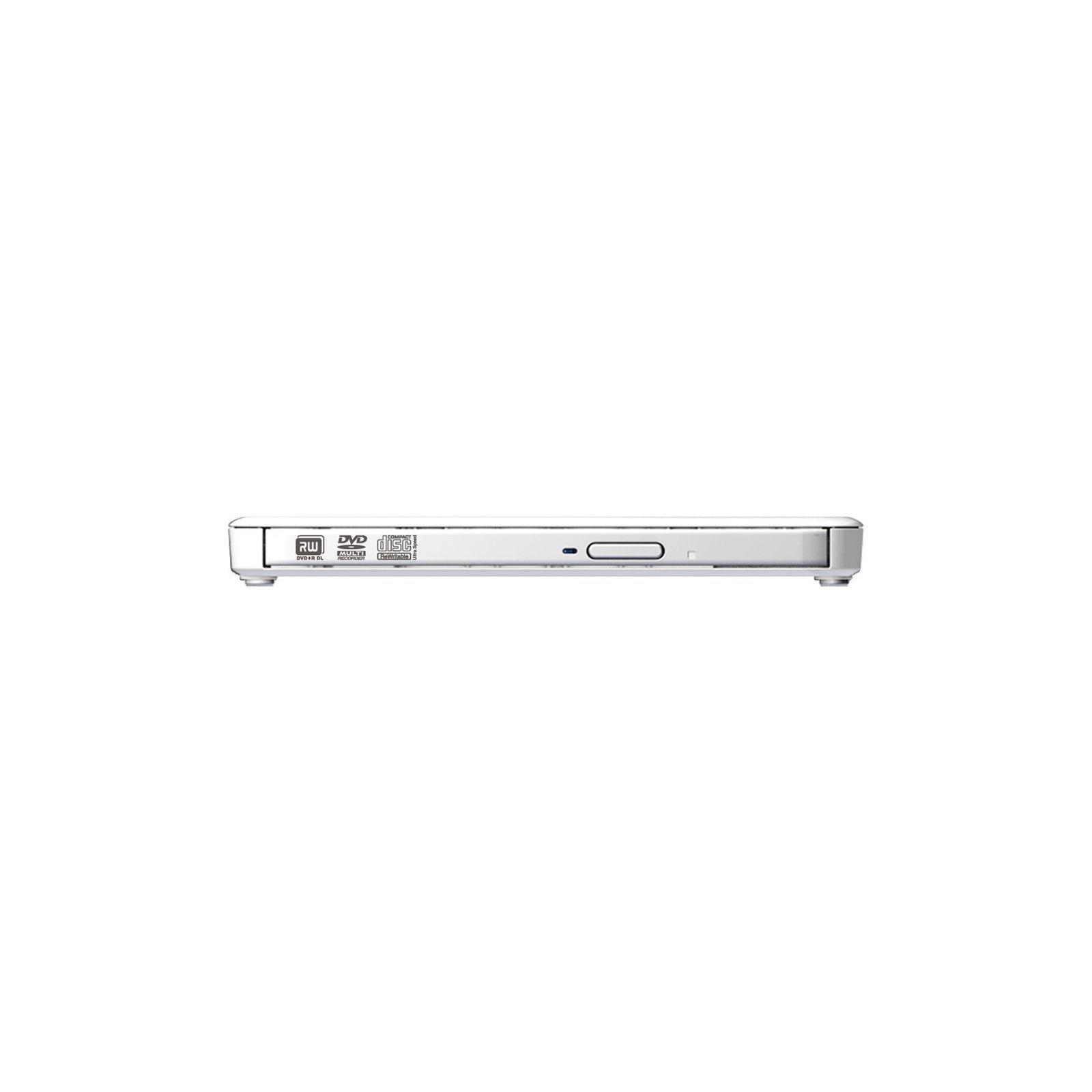 Оптический привод DVD-RW Transcend TS8XDVDS-W изображение 3