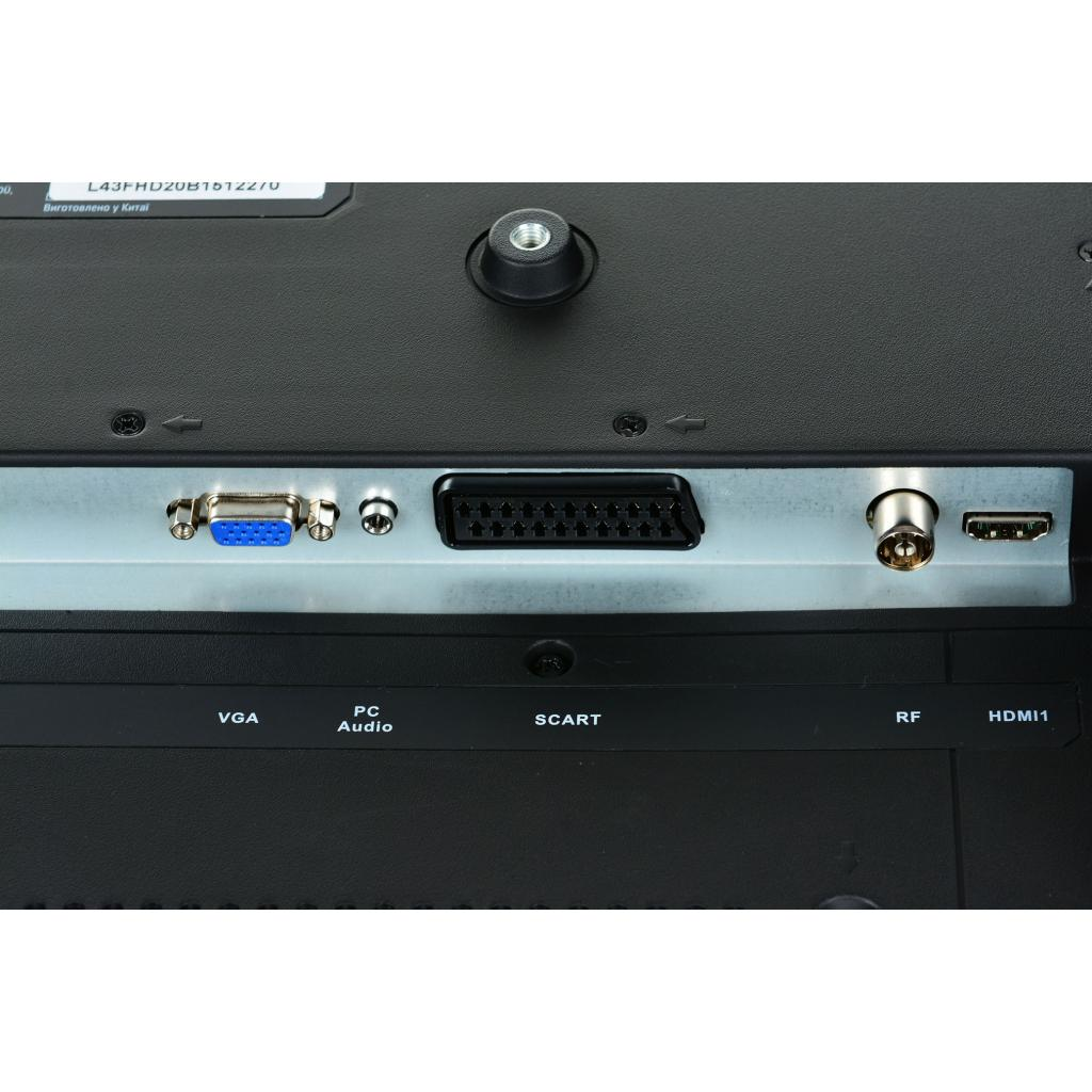 Телевизор Vinga L43FHD20B изображение 9