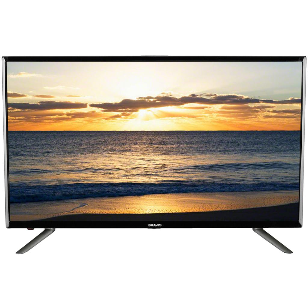 Телевизор Bravis LED-39D2000 black