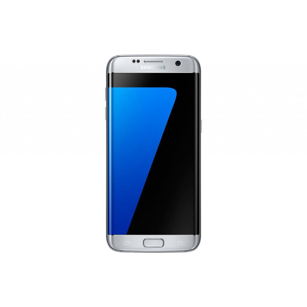 Мобильный телефон Samsung SM-G935 (Galaxy S7 Edge Duos 32GB) Silver (SM-G935FZSUSEK)