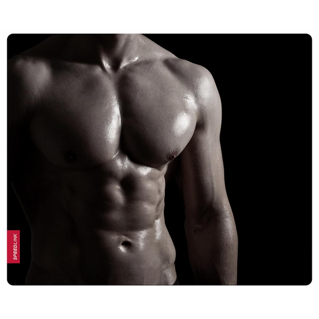 Коврик Speedlink SILK Mousepad, MUSCLE (SL-620000-MUSCLE)