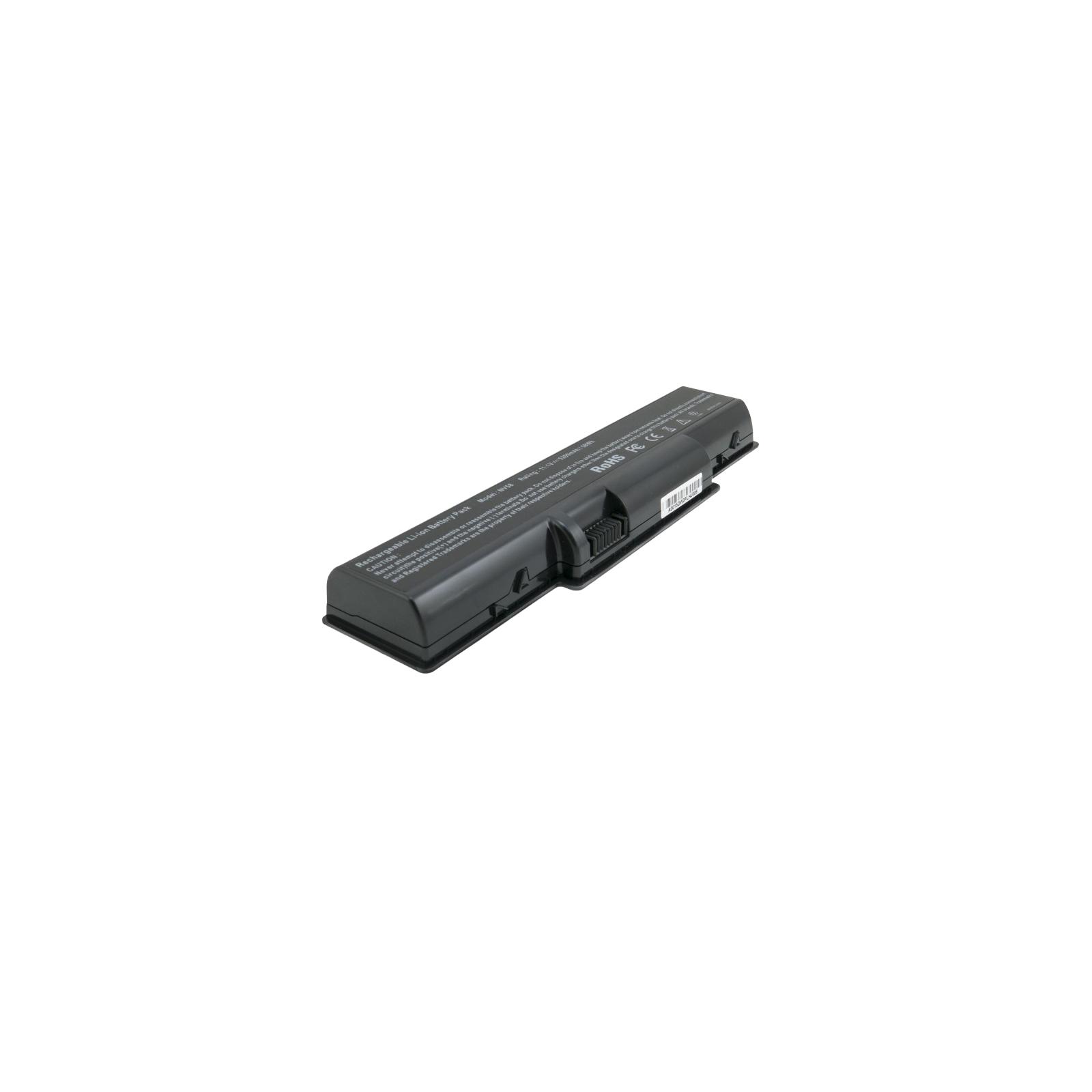 Аккумулятор для ноутбука Acer Aspire 4732 (AS09A31) 5200 mAh EXTRADIGITAL (BNA3916) изображение 2