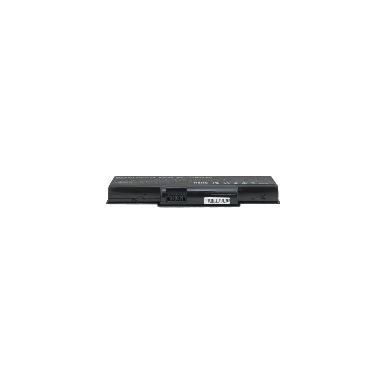 Аккумулятор для ноутбука Acer Aspire 4732 (AS09A31) 5200 mAh EXTRADIGITAL (BNA3916) изображение 4