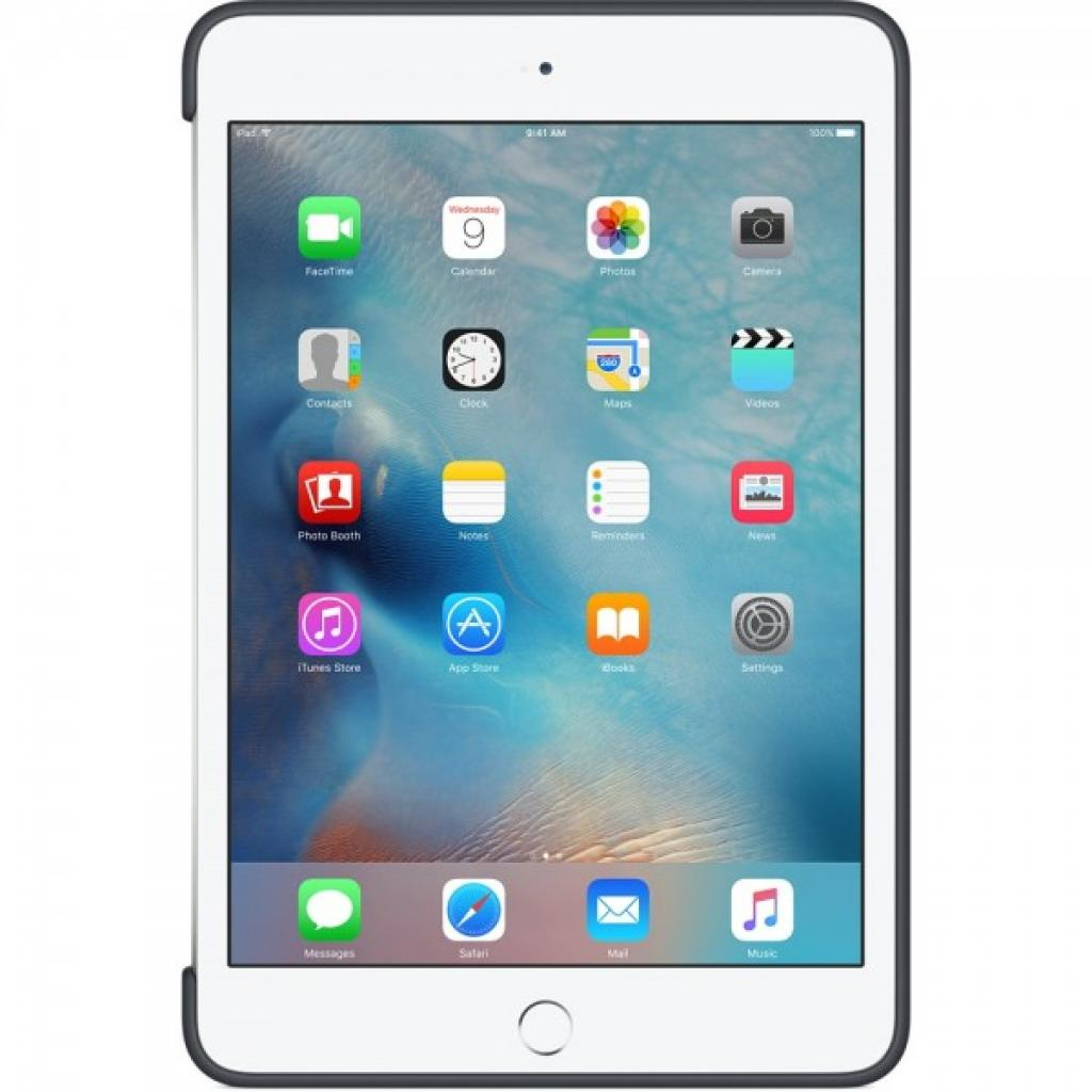 Чехол для планшета Apple iPad mini 4 Charcoal Gray (MKLK2ZM/A) изображение 4