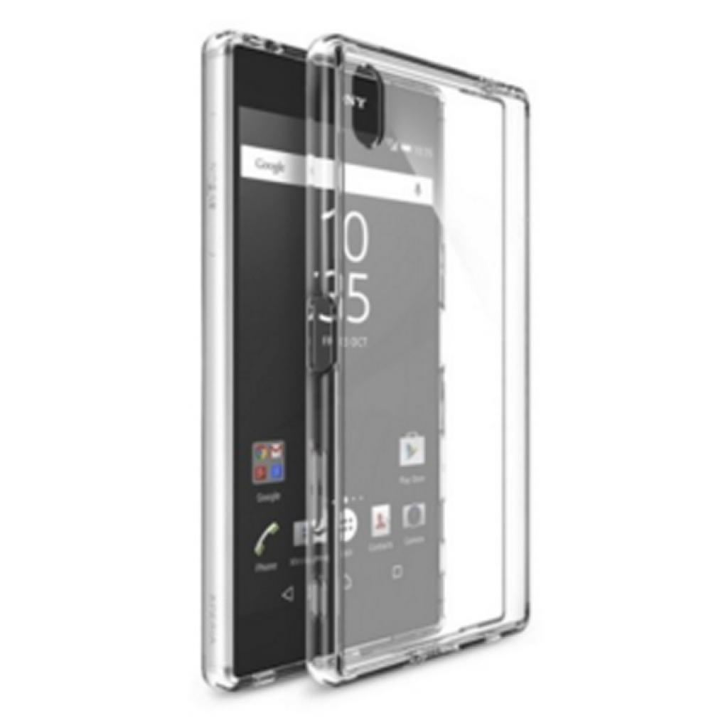 Чехол для моб. телефона Ringke Fusion для Sony Xperia Z5 Premium Crystal View (820187)
