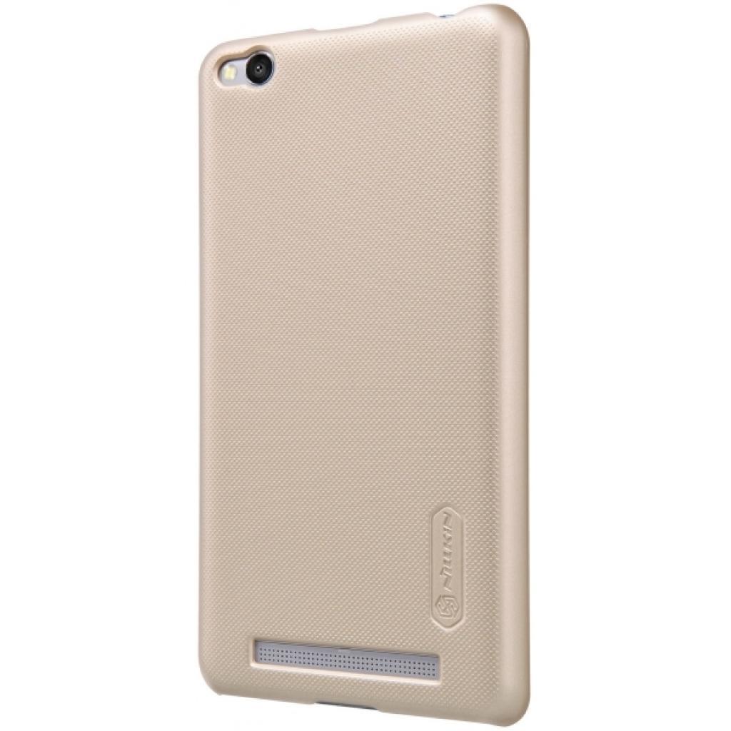 Чехол для моб. телефона NILLKIN для Xiaomi Redmi3 - Super Frosted Shield (Gold) (6274142) изображение 2