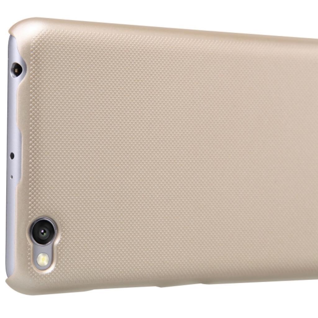 Чехол для моб. телефона NILLKIN для Xiaomi Redmi3 - Super Frosted Shield (Gold) (6274142) изображение 4