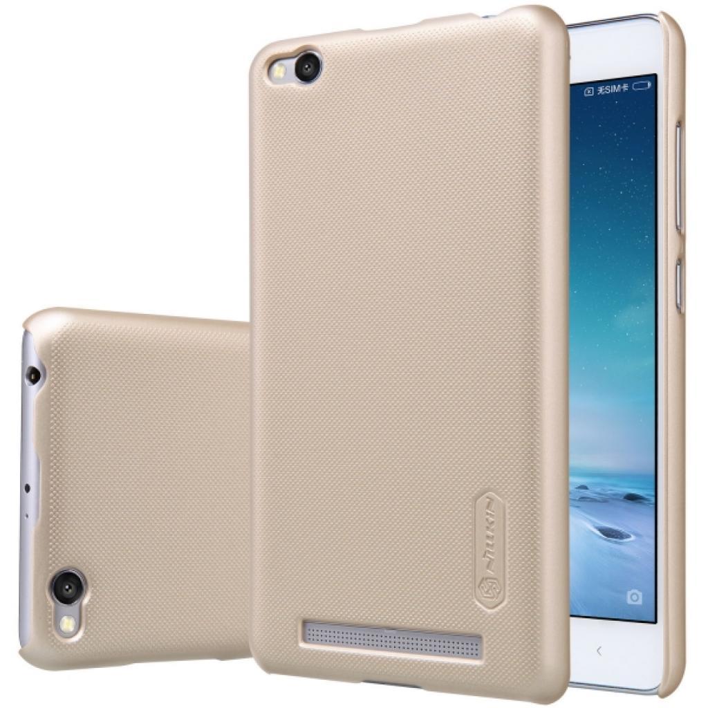 Чехол для моб. телефона NILLKIN для Xiaomi Redmi3 - Super Frosted Shield (Gold) (6274142) изображение 5