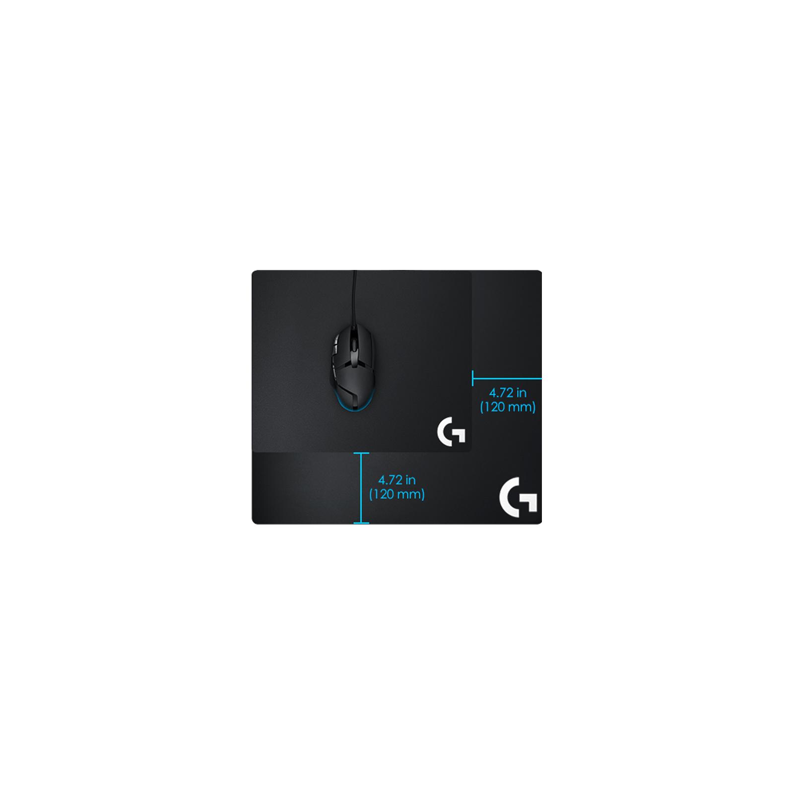 Коврик Logitech G640 Cloth Gaming Mouse Pad (943-000089) изображение 3