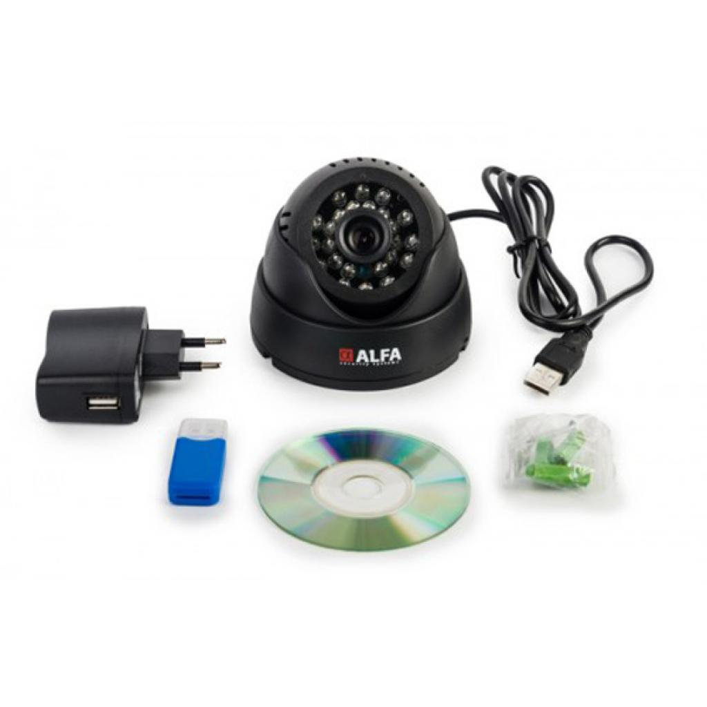 Комплект видеонаблюдения ALFA Agent 10HD 720p