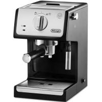 Кофеварка DeLonghi ECP 33.21 BK Silver