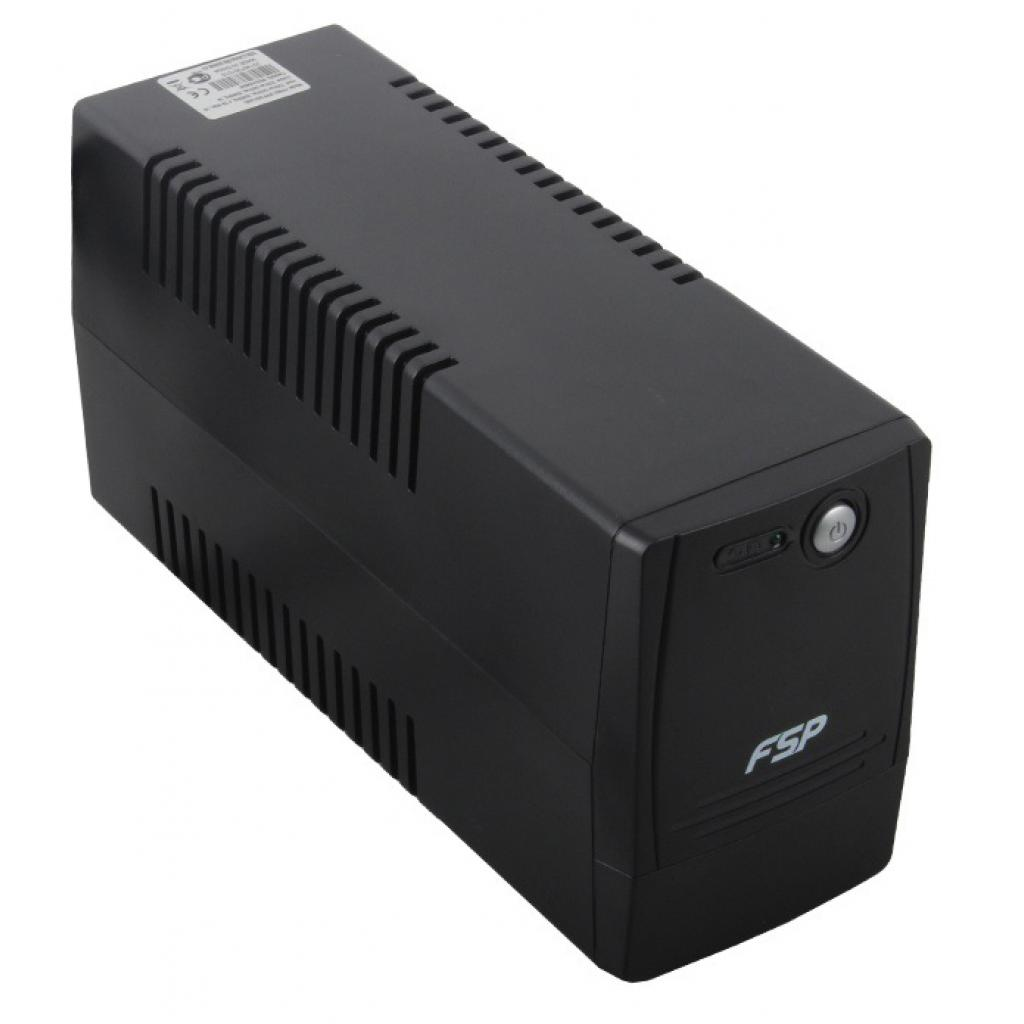 Пристрій безперебійного живлення FSP DP 850VA (DP850IEC) зображення 3
