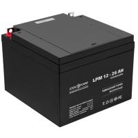 Батарея к ИБП LogicPower LPM 12В 26Ач (4134)
