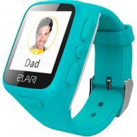 Смарт-часы ELARI KidPhone Blue с LBS-трекером (KP-1BL)