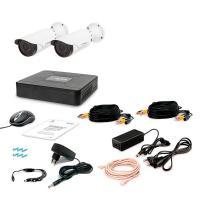 Комплект видеонаблюдения Tecsar 2OUT VARIO (9789)