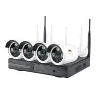 Комплект видеонаблюдения Partizan Outdoor Wireless Kit 1MP 4xIP (81437)