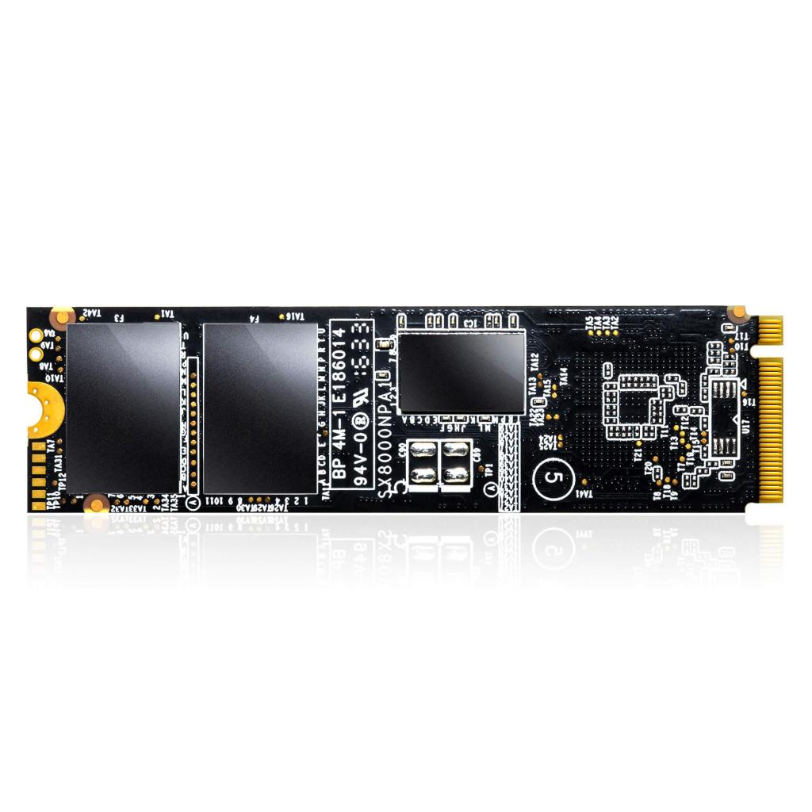 Накопитель SSD M.2 2280 256GB ADATA (ASX7000NPC-256GT-C) изображение 4
