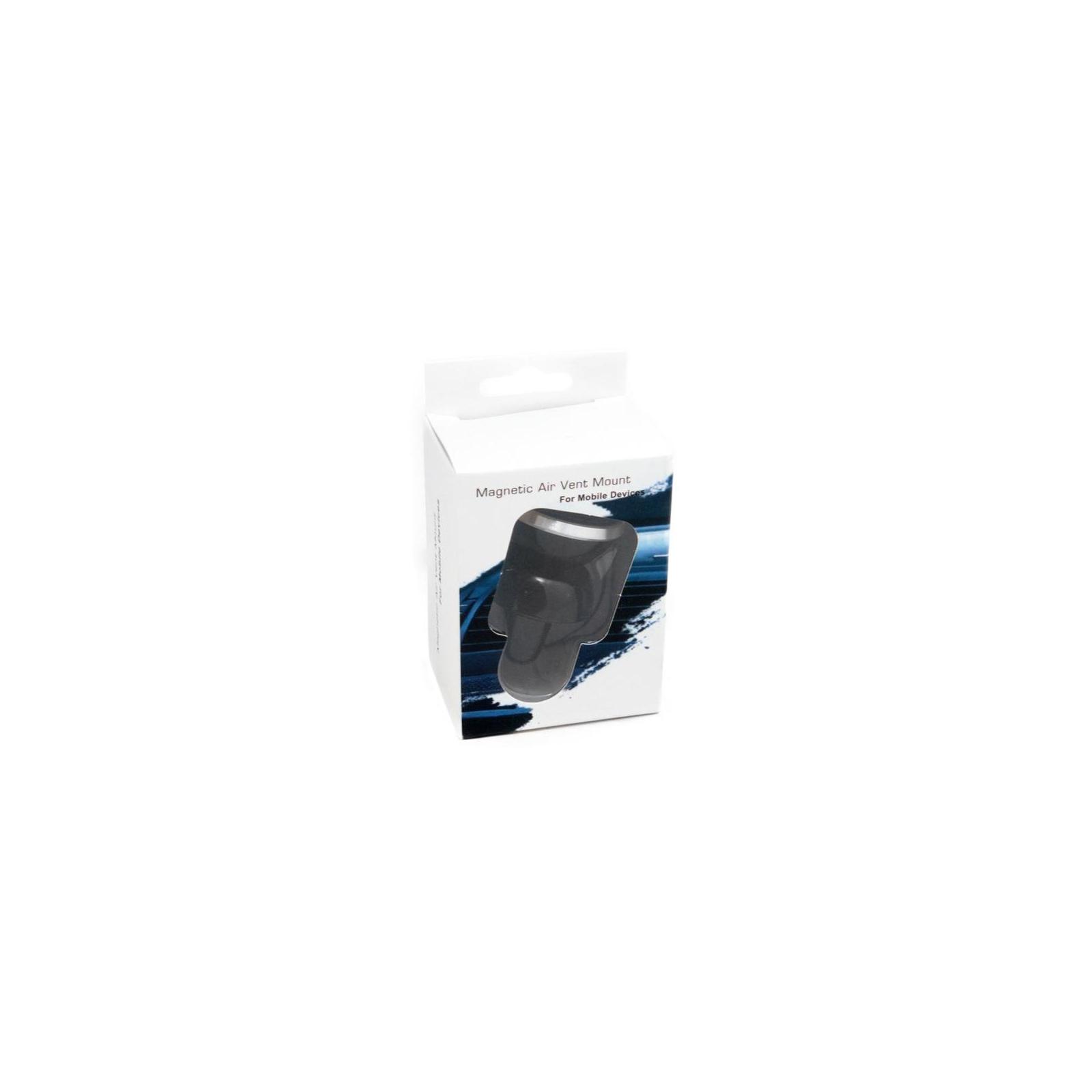 Универсальный автодержатель Extradigital Magnetic Holder Black/Silver (CRM4114) изображение 6