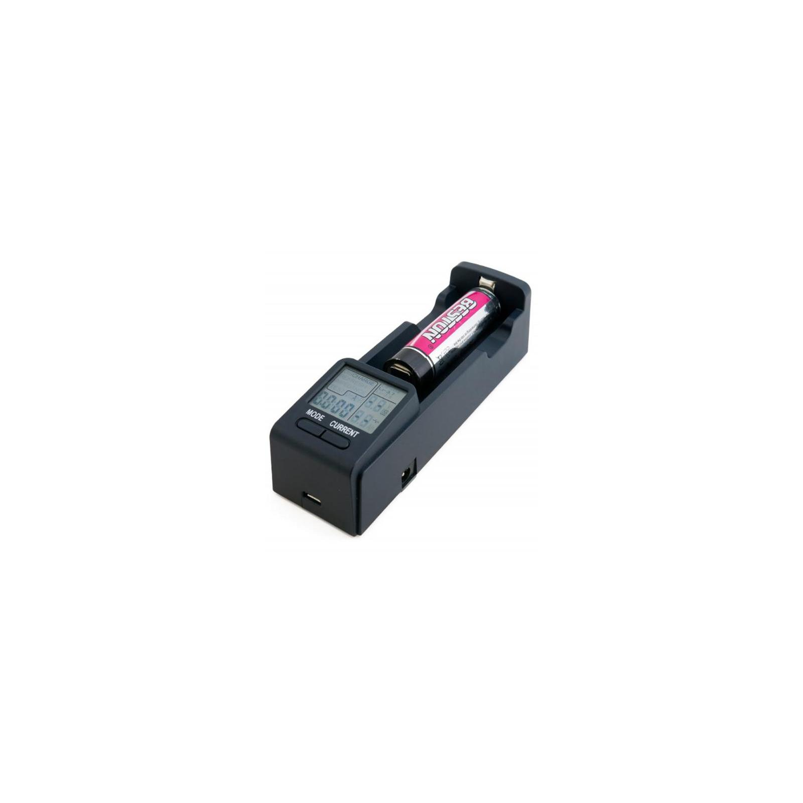 Зарядное устройство для аккумуляторов Extradigital BTC10 Travel 1slot Li-ion, Ni-MH, Ni-CD, LiFePO4 (AAC2832) изображение 4
