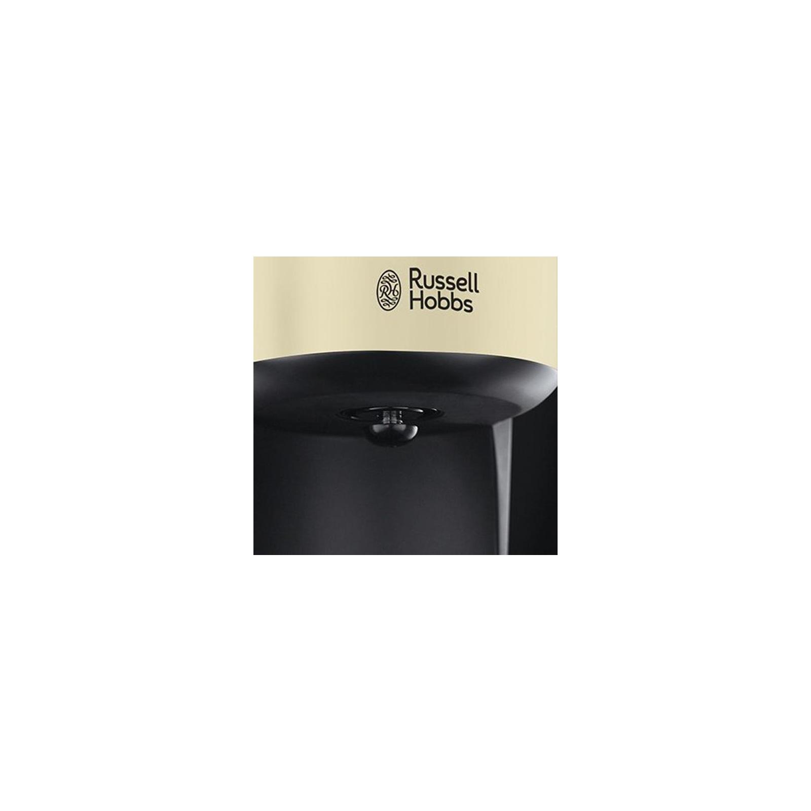 Кофеварка Russell Hobbs Colours Classic Cream (20135-56) изображение 6