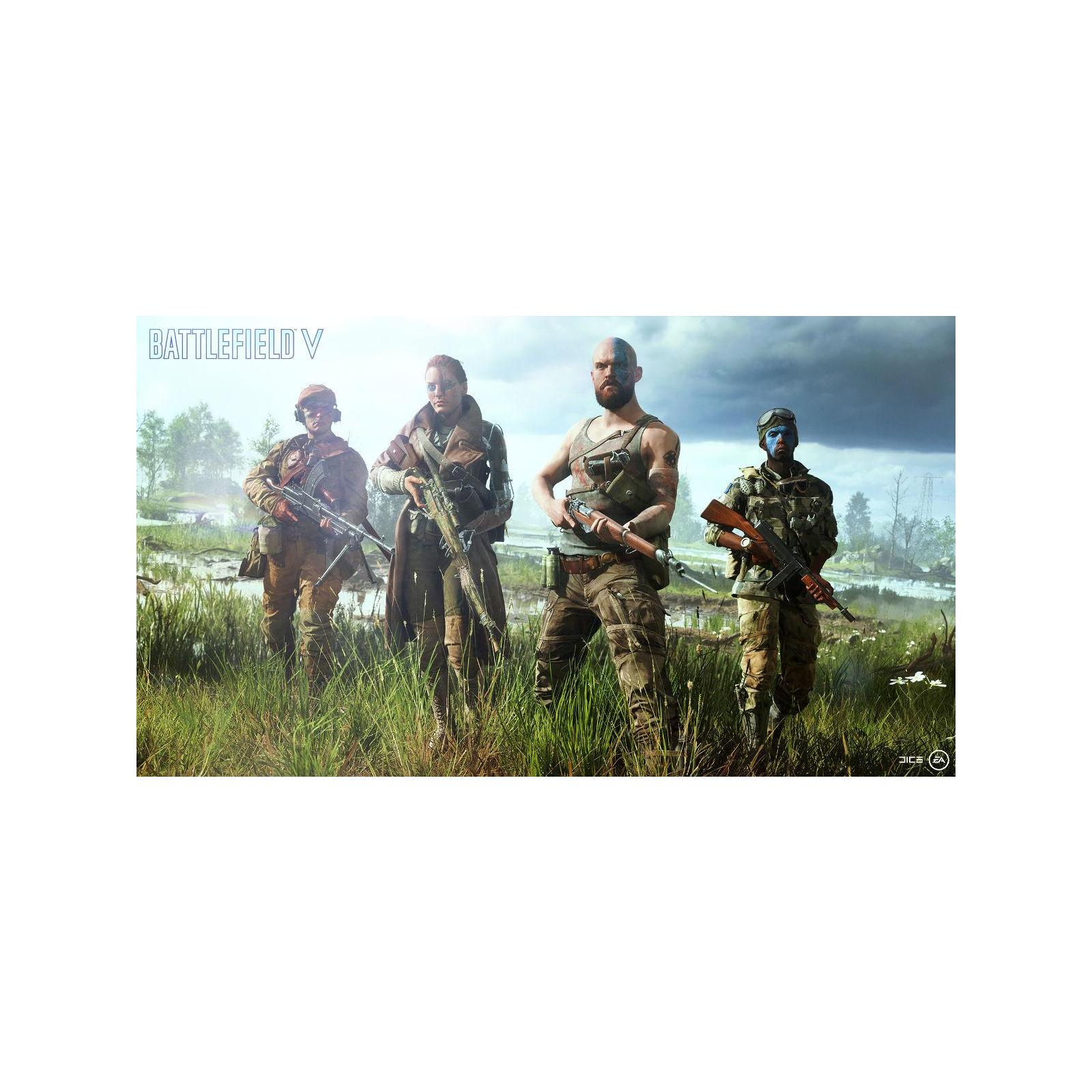 Игра SONY BATTLEFIELD V [PS4, Russian version] (0122263) изображение 3