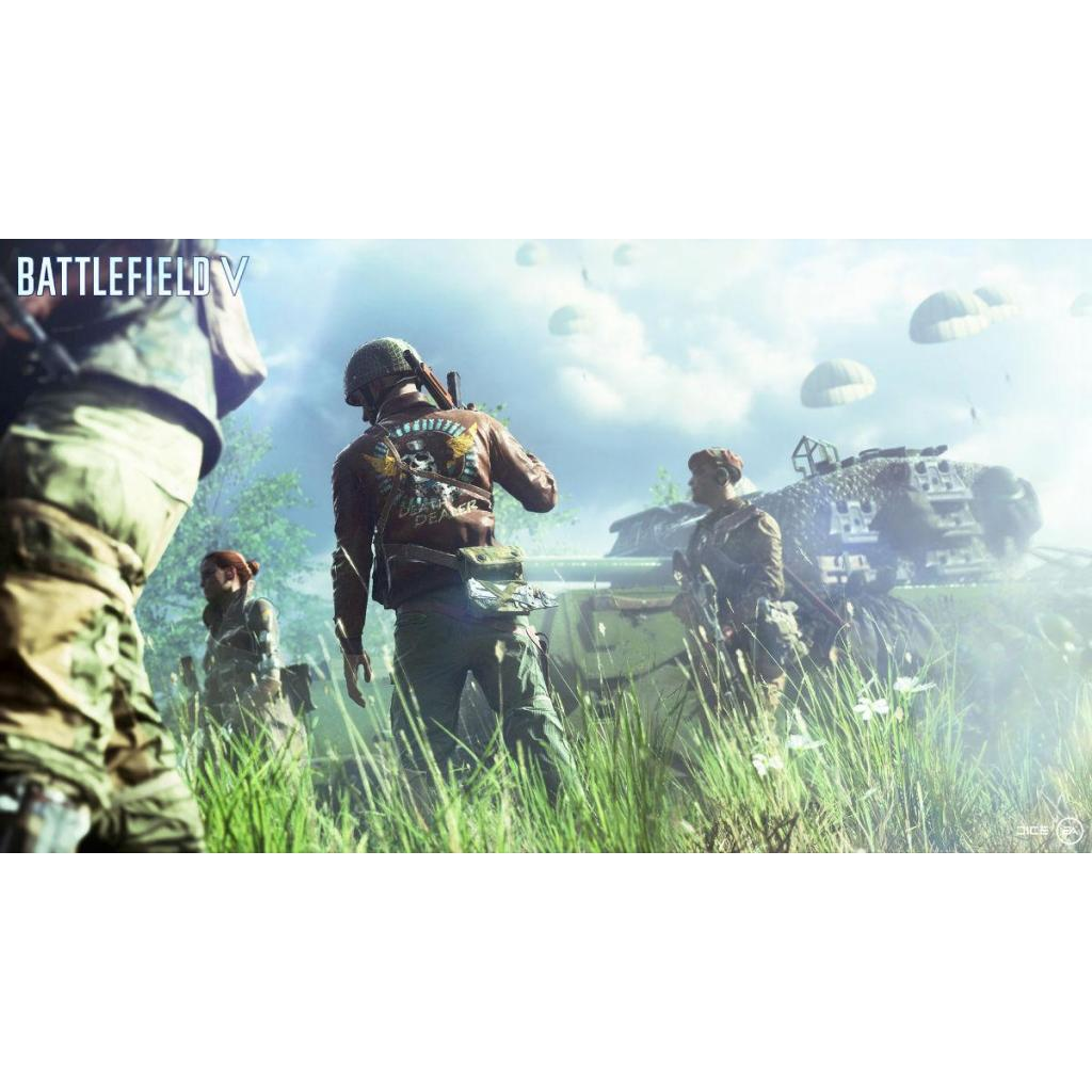 Игра SONY BATTLEFIELD V [PS4, Russian version] (0122263) изображение 4