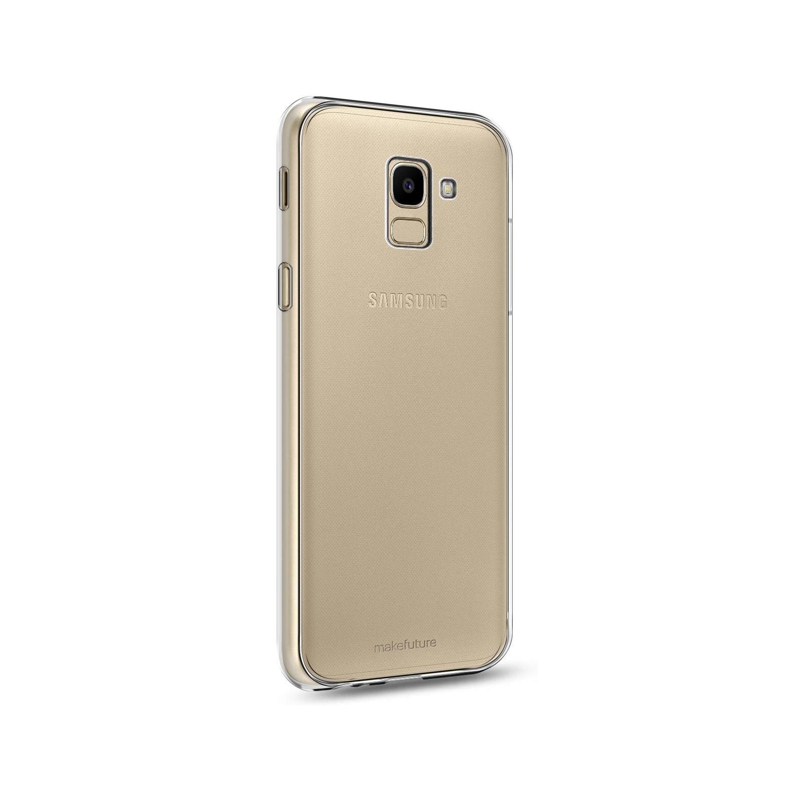 Чехол для моб. телефона MakeFuture Air Case (TPU) Samsung J6 2018 Clear (MCA-SJ618CL) изображение 2