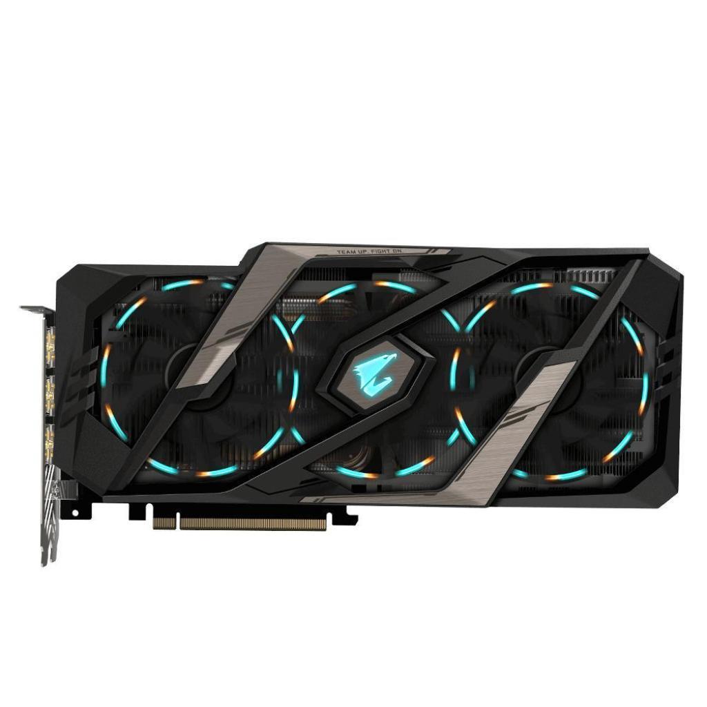 Видеокарта GIGABYTE GeForce RTX2080 Ti 11Gb AORUS X (GV-N208TAORUS X-11GC) изображение 3