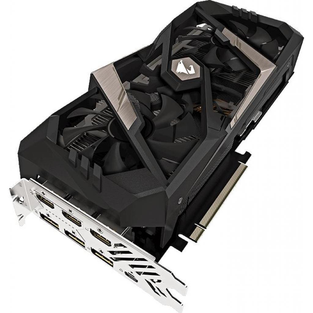 Видеокарта GIGABYTE GeForce RTX2080 Ti 11Gb AORUS X (GV-N208TAORUS X-11GC) изображение 6