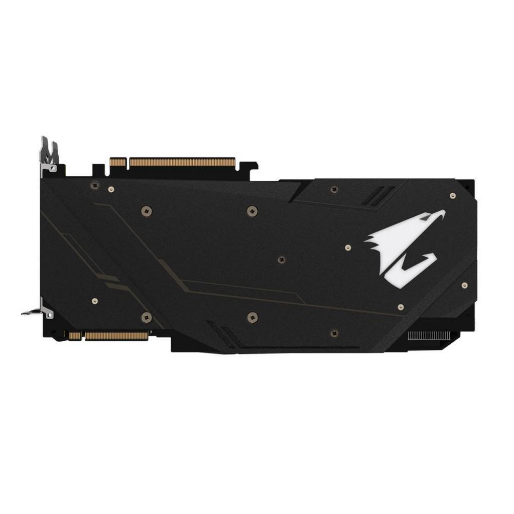 Видеокарта GIGABYTE GeForce RTX2080 Ti 11Gb AORUS X (GV-N208TAORUS X-11GC) изображение 8