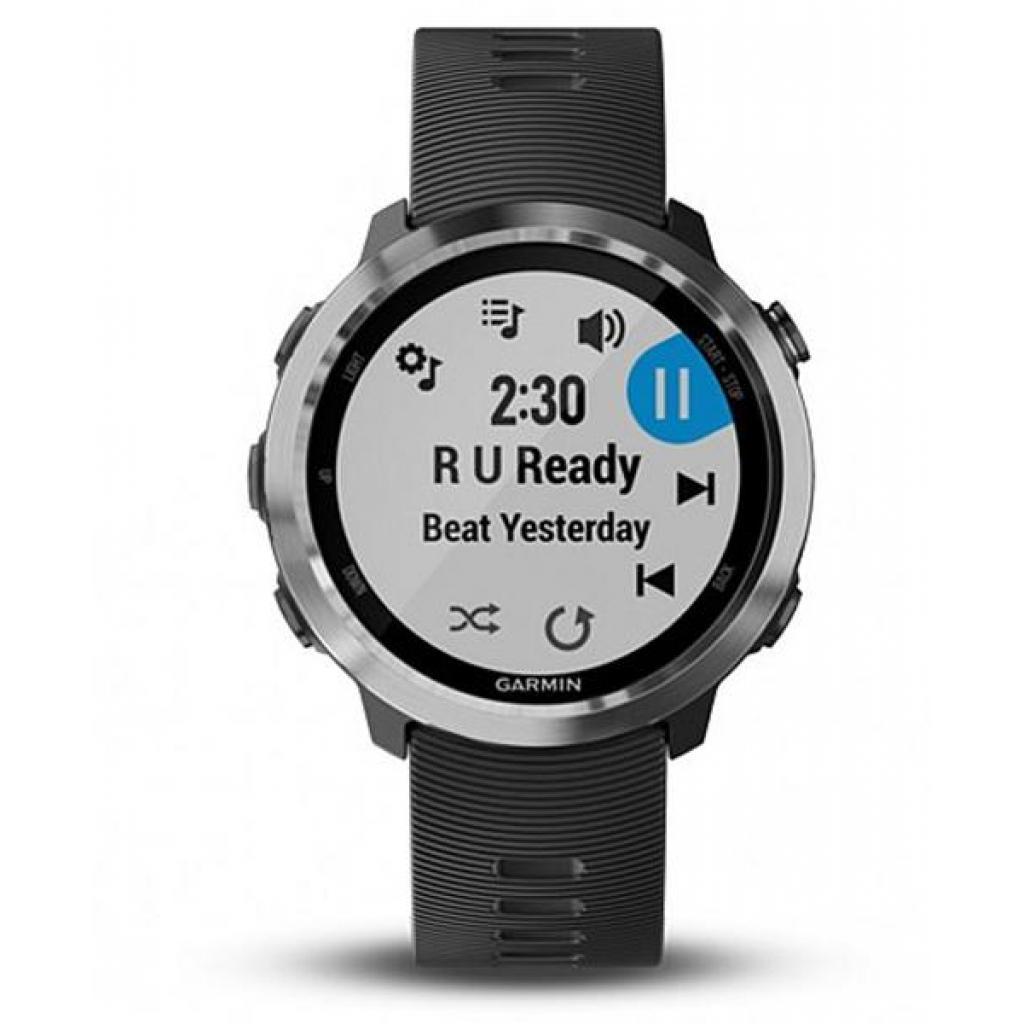 Смарт-часы Garmin Forerunner 645M Black (010-01863-G0) изображение 2