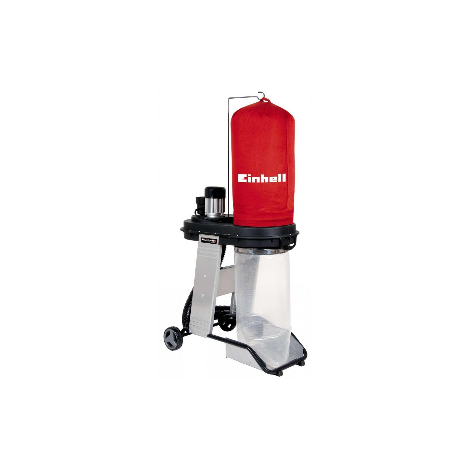 Пылесос строительный Einhell TE-VE 550 A для збору стружки (4304155)