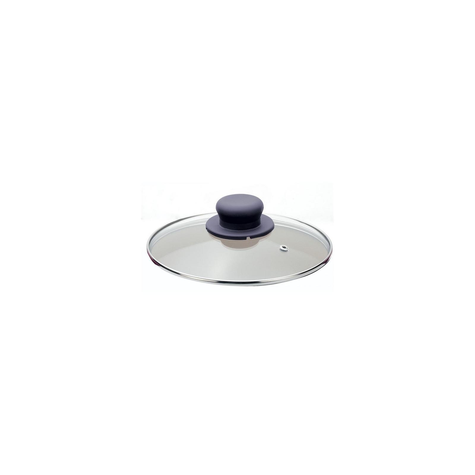 Крышка для посуды Pensofal Petrum Italiqum Glass 26 см (ITQ1055)
