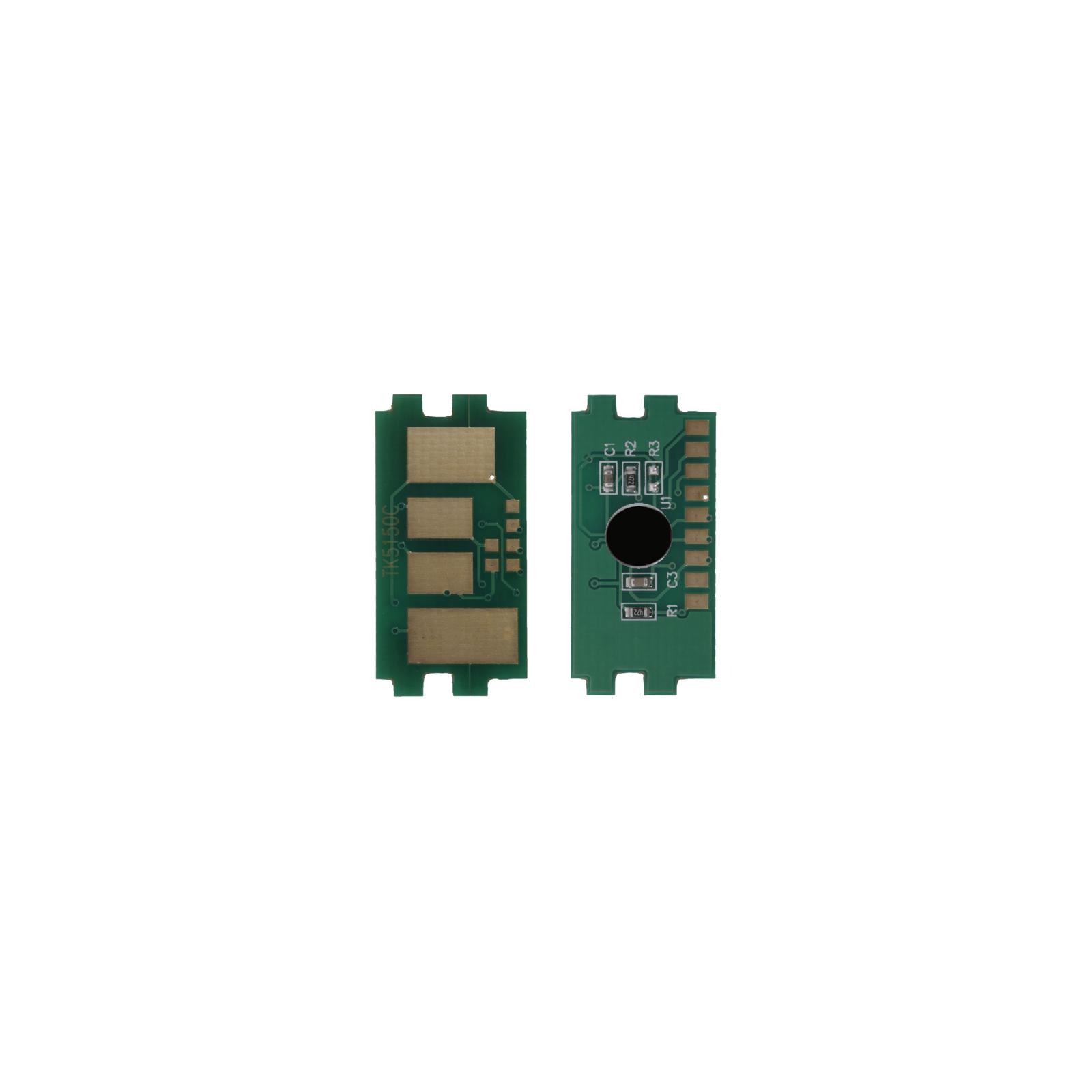 Чип для картриджа Kyocera TK-5150K (EU) 12k black Static Control (TK5150CP-KEU)