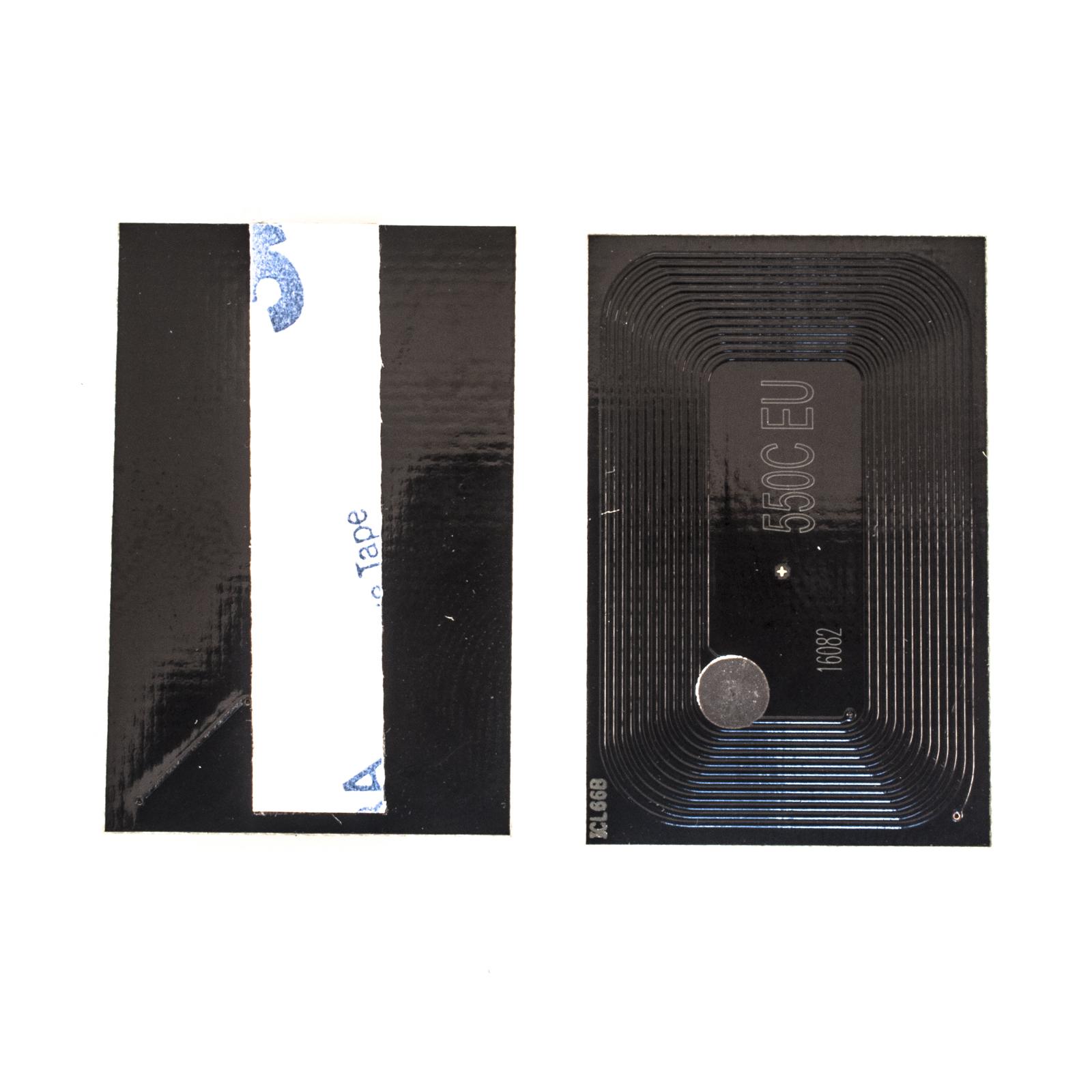Чип для картриджа KYOCERA TK-550, CYAN 6K Everprint (ALK-TK550-C-6K)