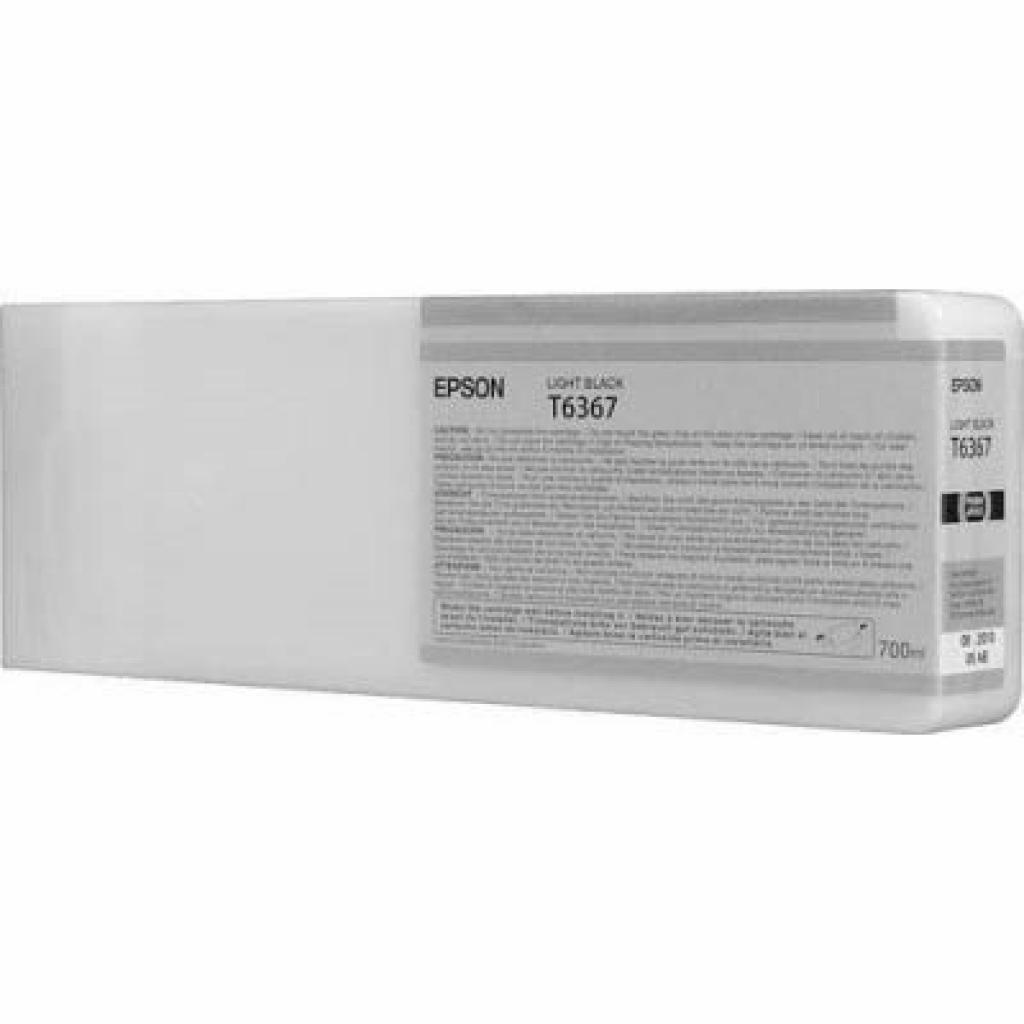 Картридж EPSON St Pro 7900/9900 light black (C13T636700)