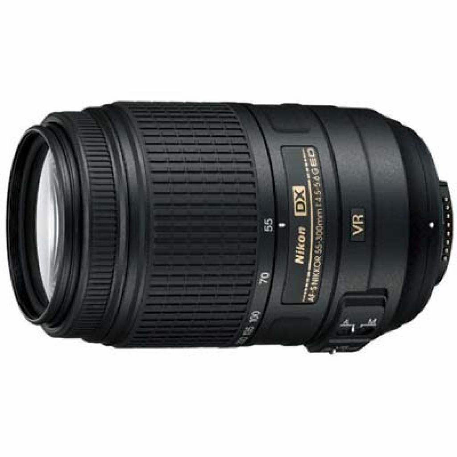 Объектив AF-S 55-300mm f/4.5-5.6G DX VR Nikon (JAA814DA)