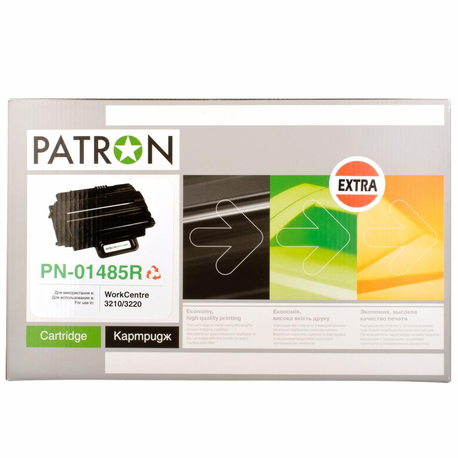 Картридж PATRON XEROX WC 3210/3220 Extra (PN-01485R) изображение 2