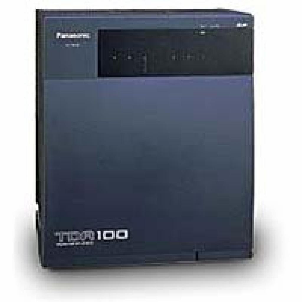Мини-АТС KX-TDA100 PANASONIC (KX-TDA100UA+PSU(TDA0108))