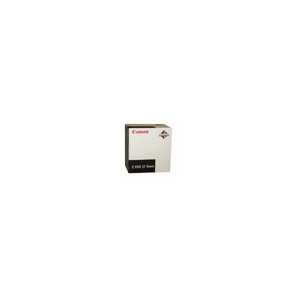 Тонер Canon C-EXV21 Black (0452B002)
