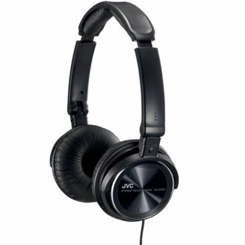Наушники JVC HA-S360 Black (HA-S360-B-E)