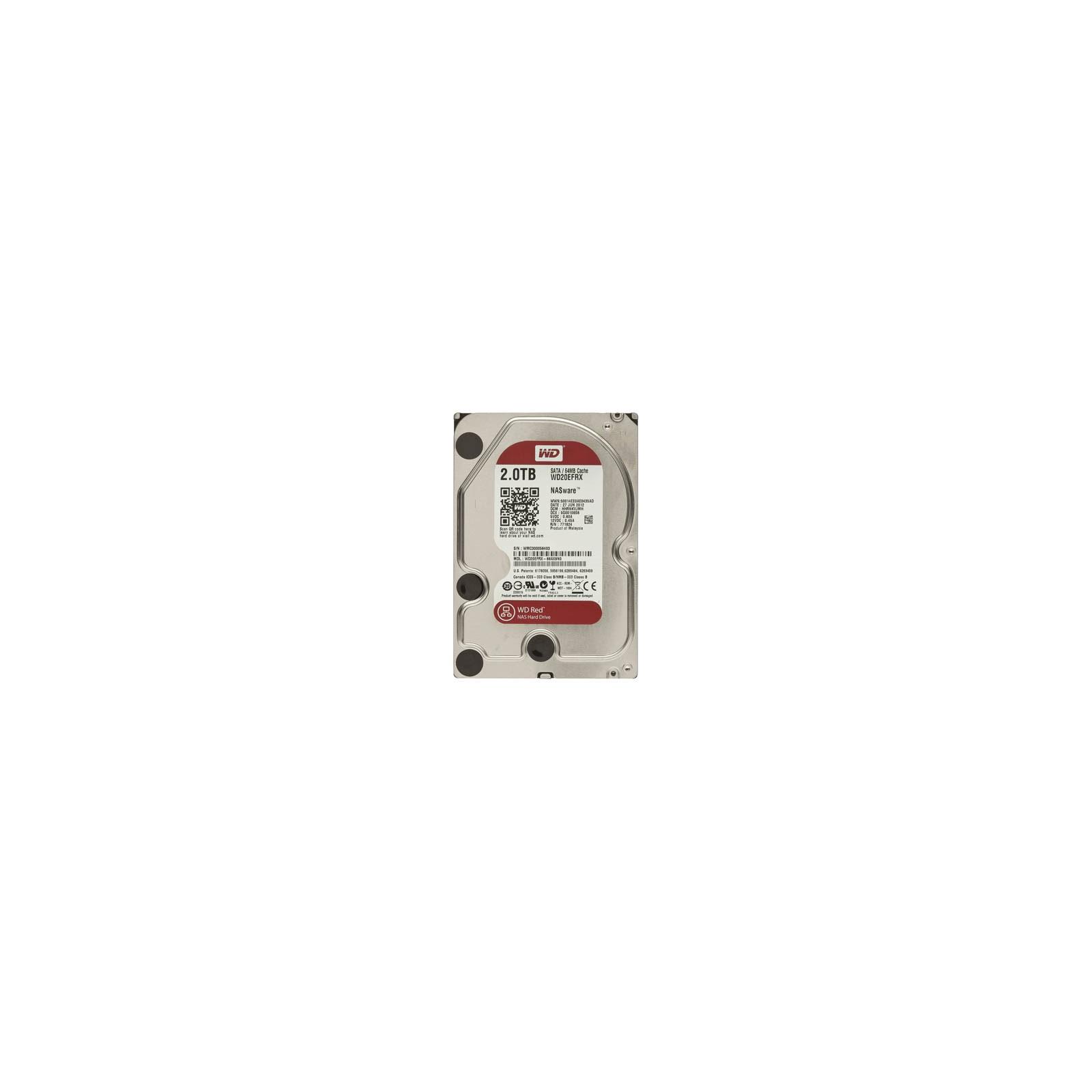 "Жесткий диск 3.5"" 2TB Western Digital (WD20EFRX)"