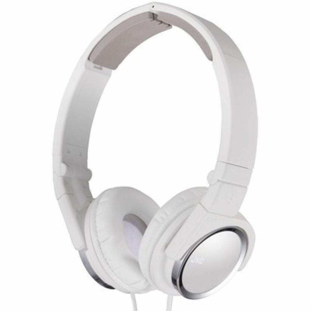 Наушники JVC HA-S400 White (HA-S400-W-E)