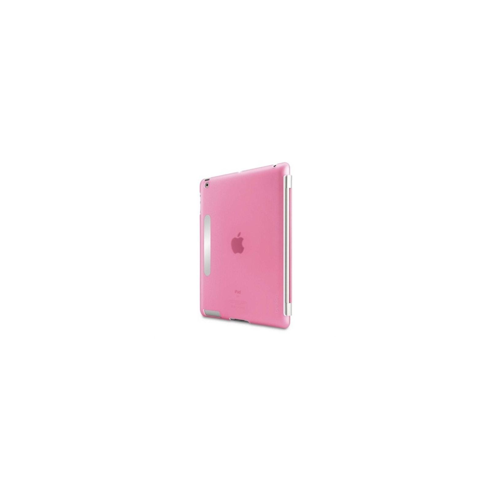 Чехол для планшета Belkin iPad2, iPad3, iPad4 Snap Shield Secure (Pink) (F8N745cwC04)