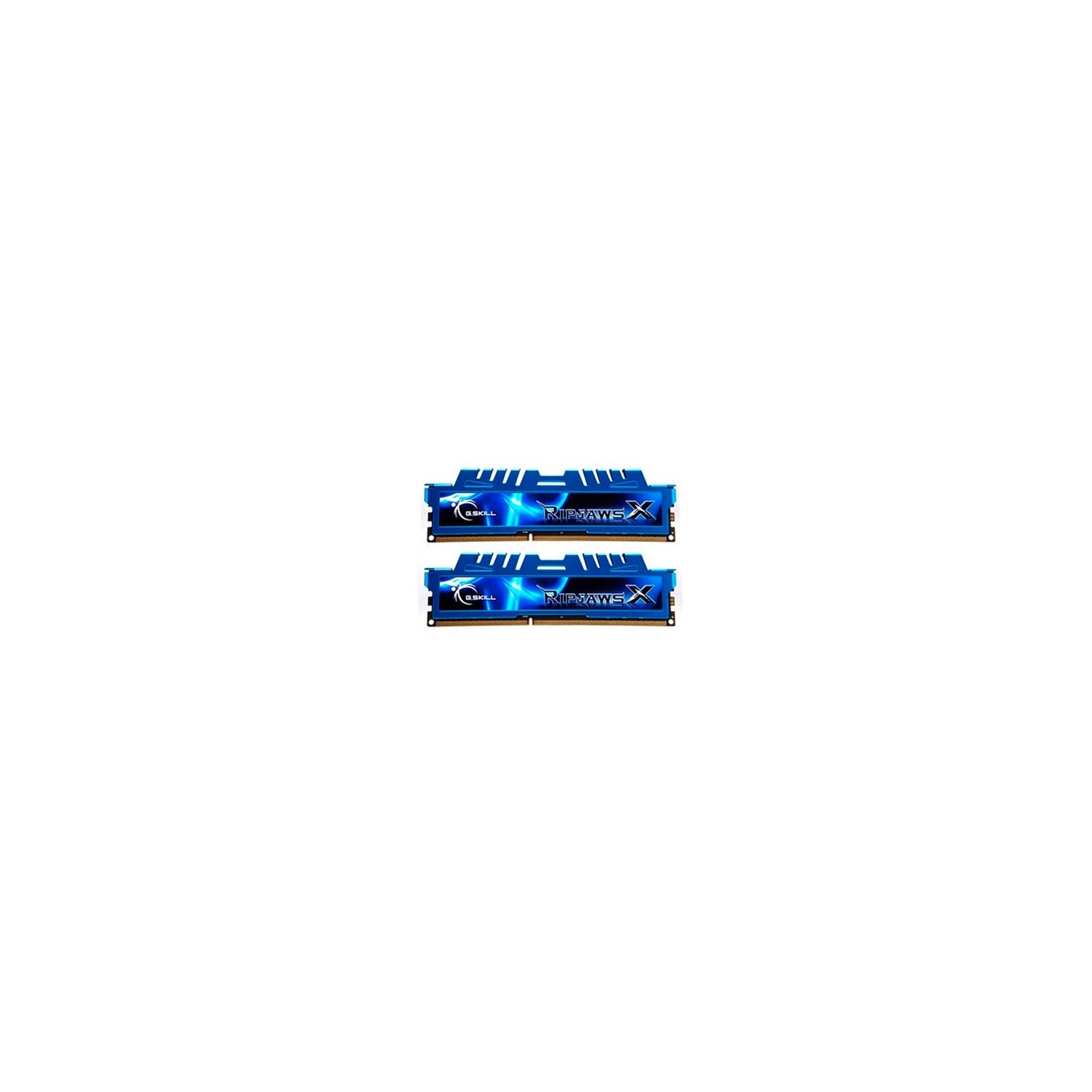 Модуль памяти для компьютера DDR3 16GB (2x8GB) 1866 MHz G.Skill (F3-1866C9D-16GXM)