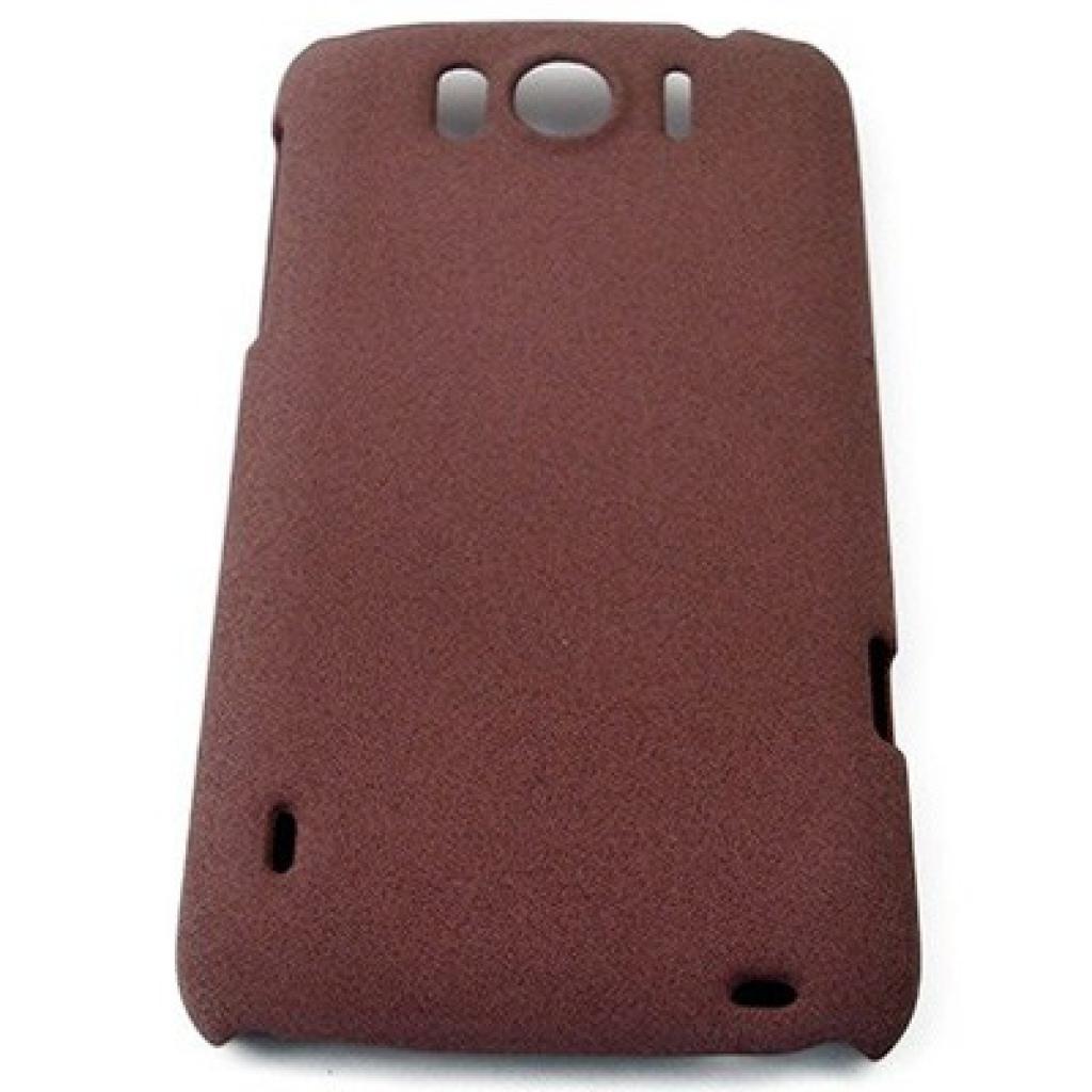 Чехол для моб. телефона Drobak для HTC Sensation XL (X315e) Shaggy Hard (214366)
