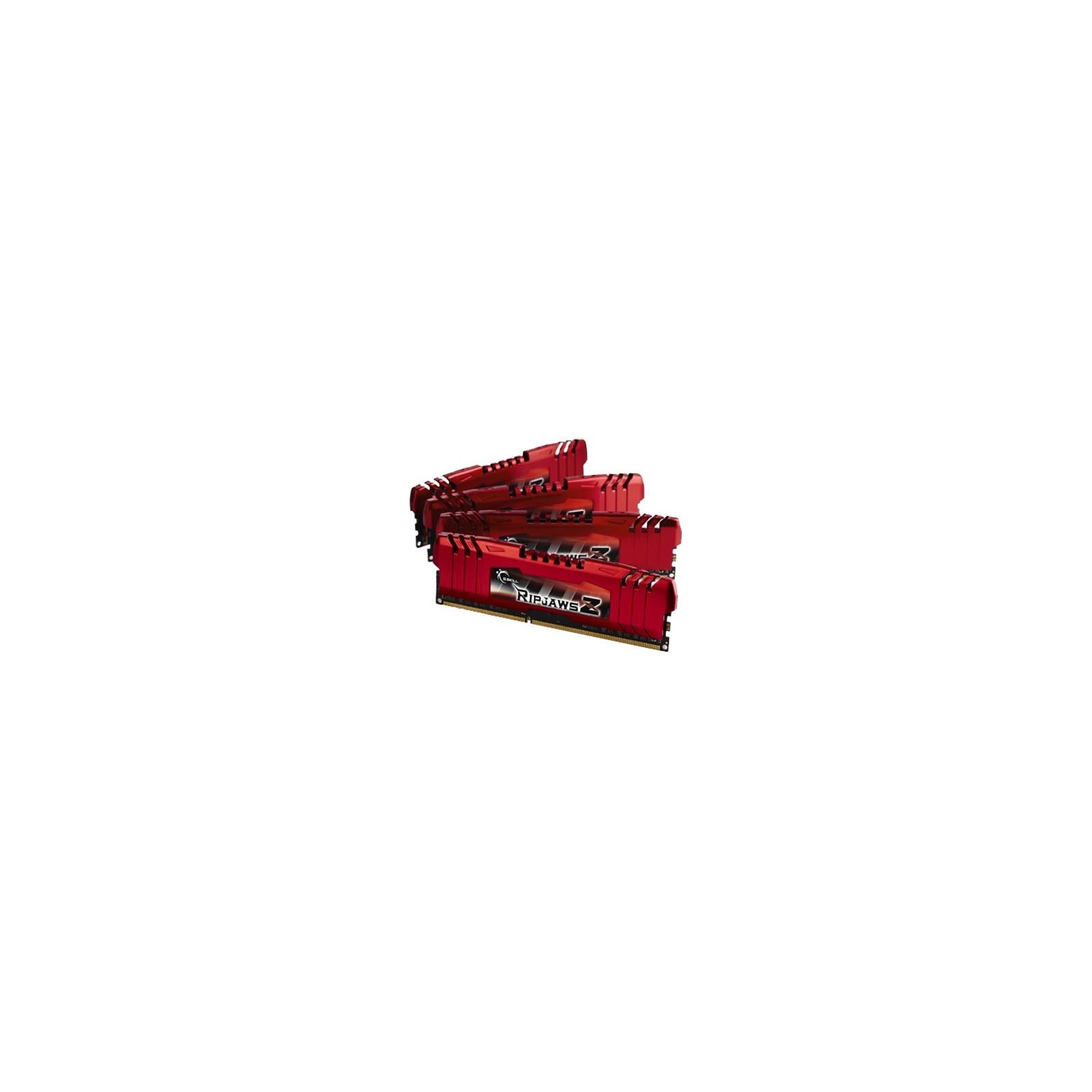 Модуль памяти для компьютера DDR3 32GB (4x8GB) 2133 MHz G.Skill (F3-2133C11Q-32GZL)